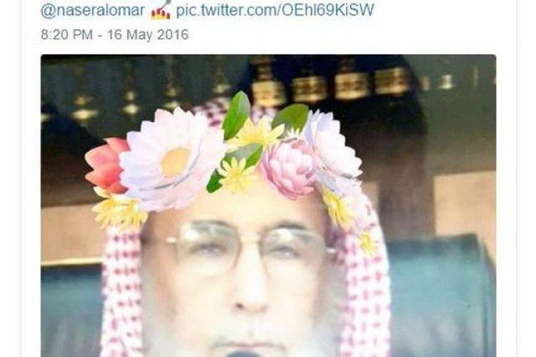 """Un cleric din Arabia Saudită a interzis selfie-urile cu filtre pentru că sunt """"păcătoase"""""""