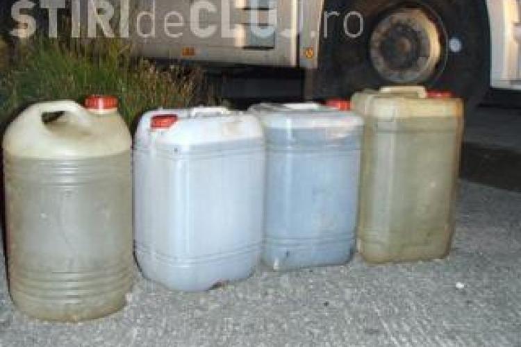 Un mecanic clujean a fost prins furând combustibil din locomotiva pe care trebuia să o conducă