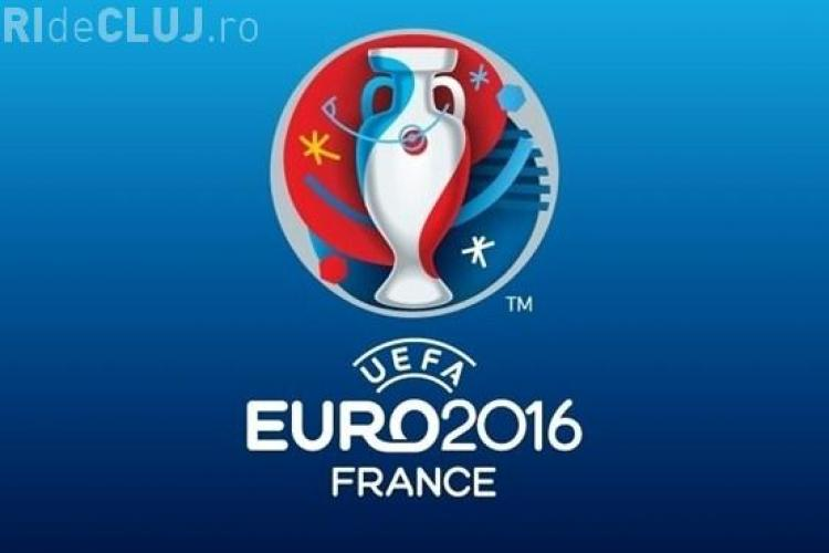 Programul complet al EURO 2016. Vezi când se joacă meciurile