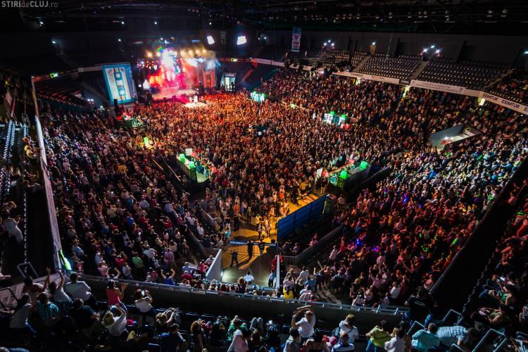 A fost NEBUNIE la We Love Retro 2016. Peste 10.000 de oameni în Sala Polivalentă din Cluj-Napoca - FOTO