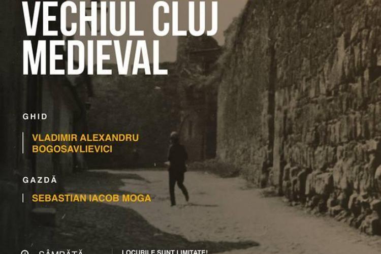 Tururi ghidate prin Cluj-Napoca în care poți afla secretele orașului