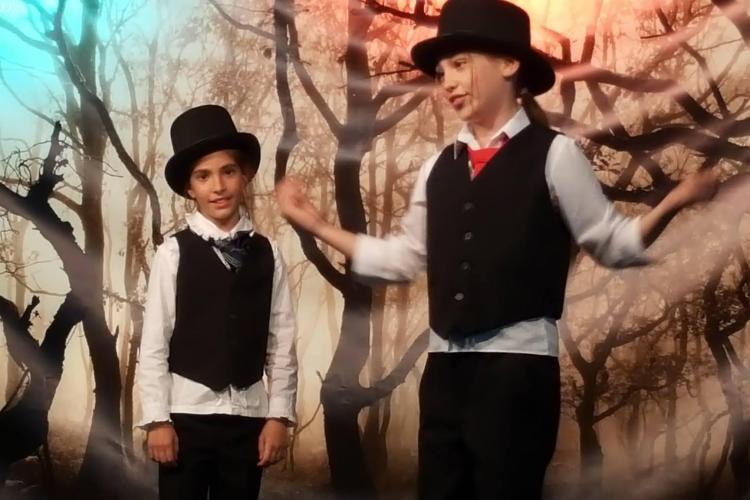Elevii din Cluj au luat cele mai multe premii la Festivalul Naţional de Teatru în Limba Engleză