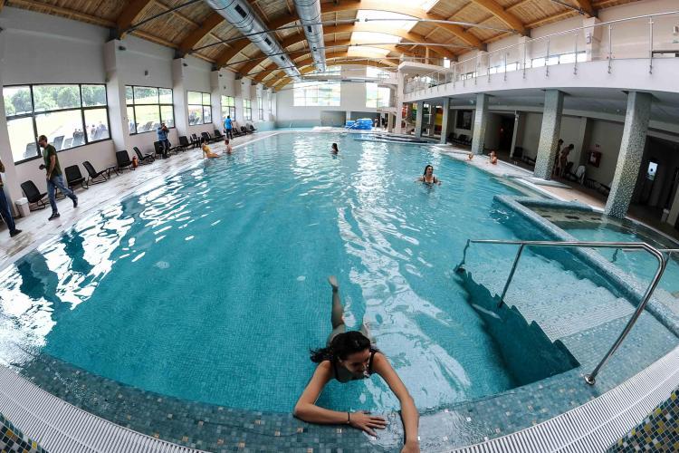 Arsenal Park Orăștie inaugurat azi. E cel mai nou Aquapark din Transilvania - FOTO