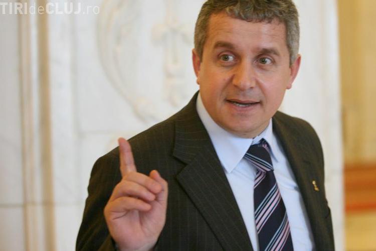 Daniel Buda este noul președinte unic al PNL Cluj