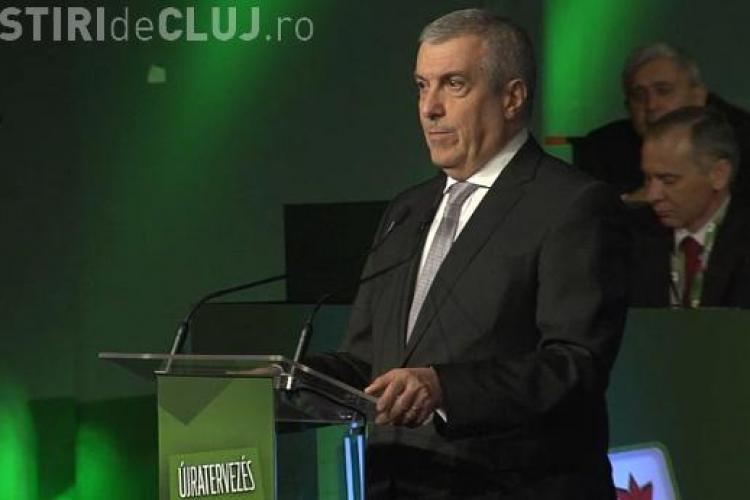 Președintele Senatului, Călin Popescu Tăriceanu, trimis în judecată de DNA pentur mărturie mincinoasă
