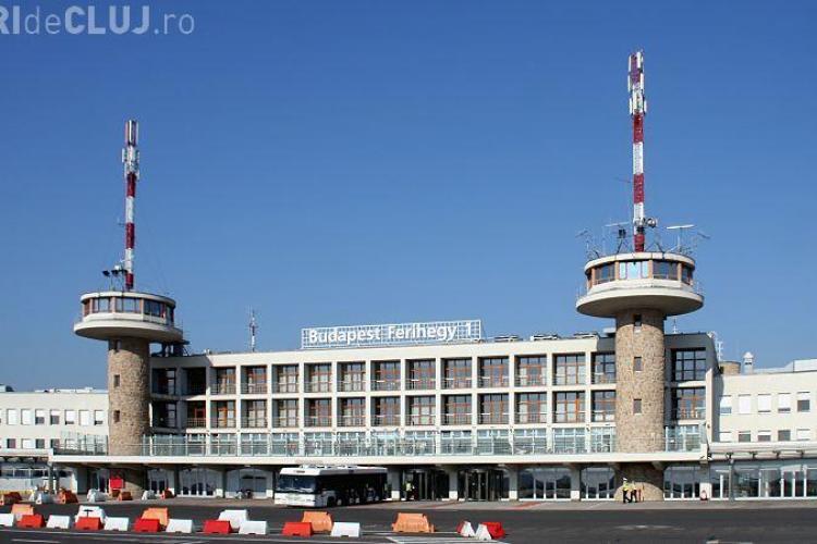 """Cum vrea Aeroportul Budapesta să """"fure"""" pasagerii din Transilvania - VIDEO"""