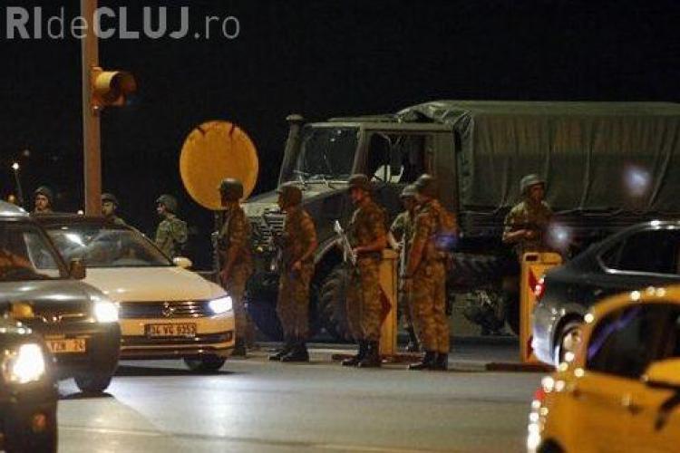 AMĂNUNTE despre lovitura de stat din Turcia. Care este acum situația