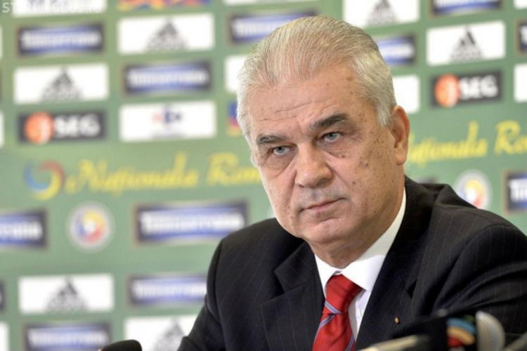 Iordănescu pleacă de la naționala României