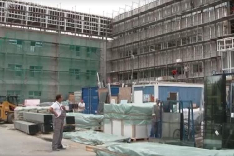 Clujul are din toamnă o școală ce poate fi dată ca EXEMPLU de eficiență energetică - VIDEO