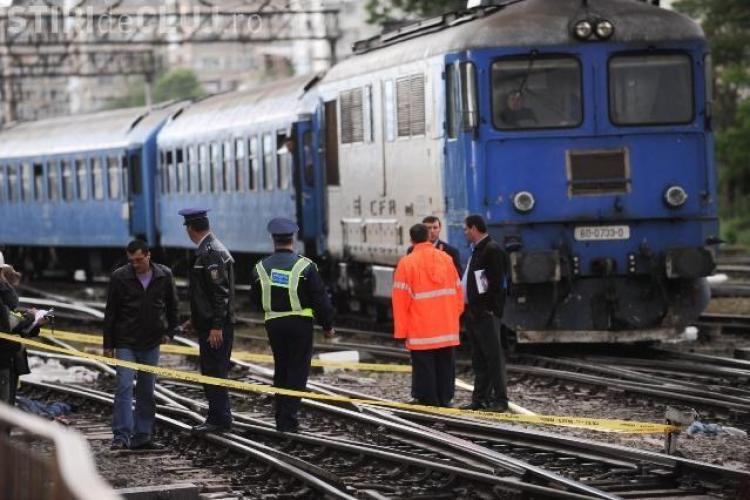 Descoperire macabră în trenul Mangalia - Oradea