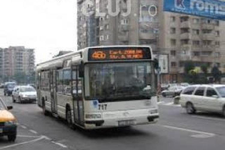 Program experimental pentru autobuzul 46, din Cluj-Napoca