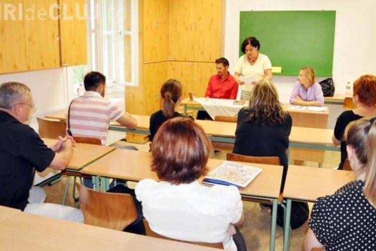 Rezultate TITULARIZARE CLUJ: 45% dintre profesori au obţinute note sub 7