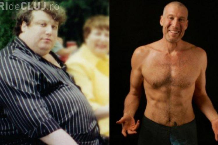 Cum a reușit să slăbească 100 de kg fără să ţină vreo dietă specială