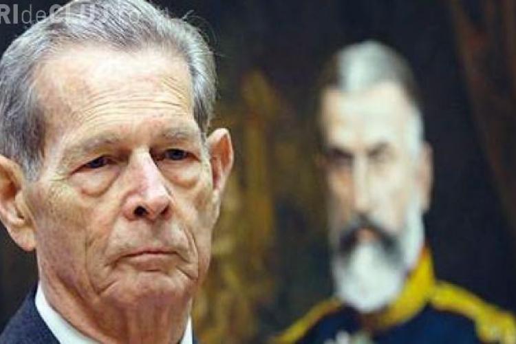 Informare despre STAREA de sănătate a regelui Mihai