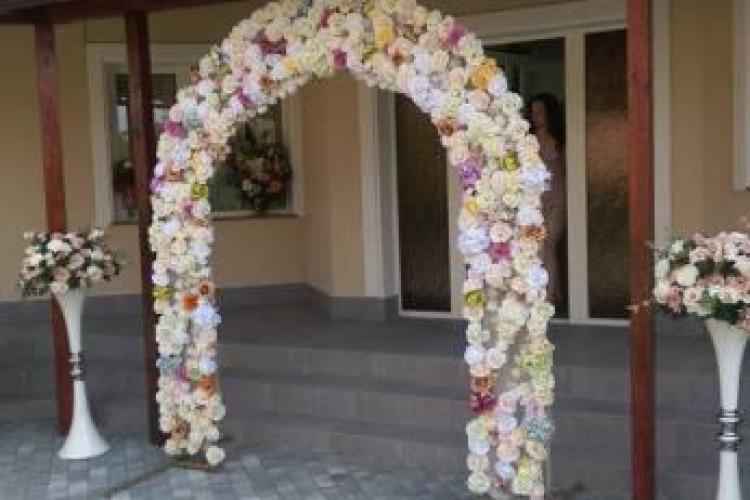 Nunta anului în Apahida. S-a căsătorit fiul primarului Grigore Fati - FOTO