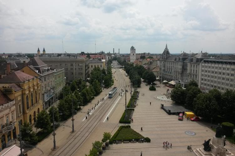 De ce să mergeți în concediu la Debrecen. Orașul este o adevărată oază de verdeață - FOTO