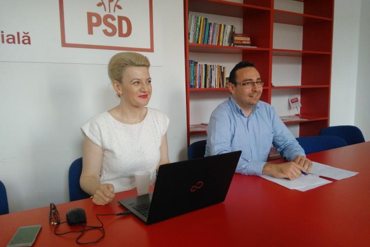 PSD Cluj o ia de la ZERO? Ce planuri are noul președinte, Horia Nasra