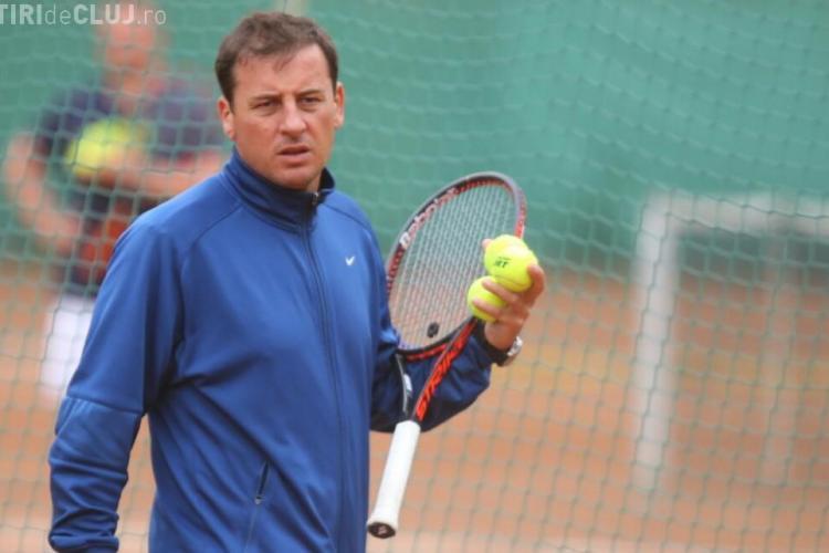 Echipa de Cupa Davis a României s-a antrenat în Sala Polivalentă: Suntem impresionați!