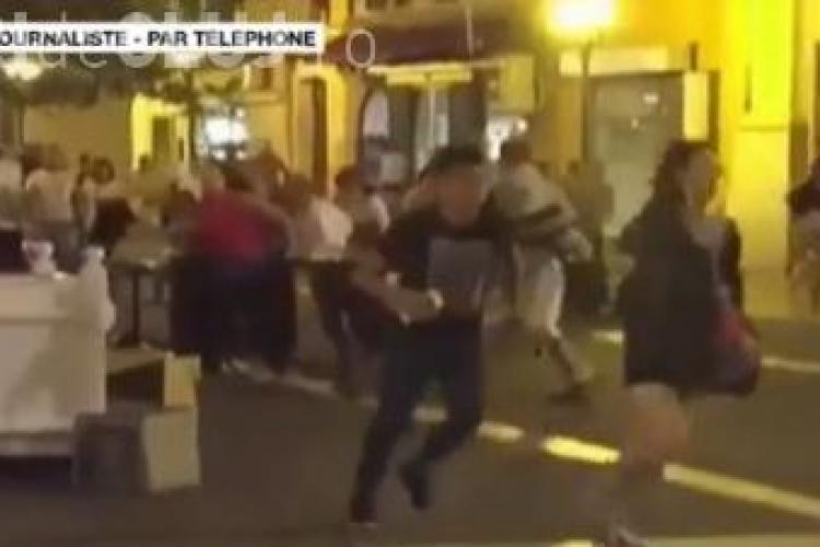 MASACRU în Franța, chiar de ziua națională! Zeci de persoane au fost ucise, printre care și copii