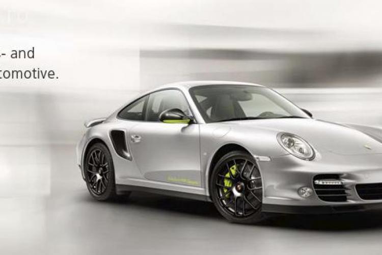 Porsche angajează informaticieni la Cluj