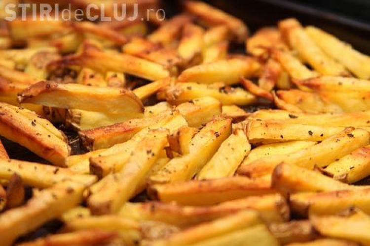 Cum faci cartofi prăjiți fără ulei - VIDEO
