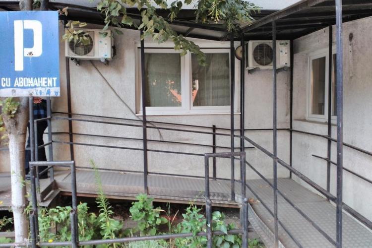 Un spațiu al Direcției de Protecție a Copilului Cluj a fost amenajat un hotel clandestin