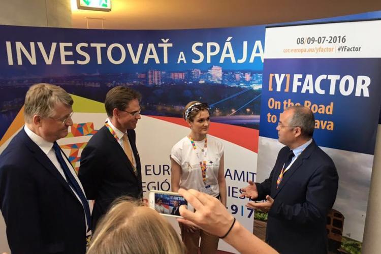 Boc s-a întâlnit cu vicepreședintele Comisiei Europene pentru Investiții. Despre ce au discutat FOTO