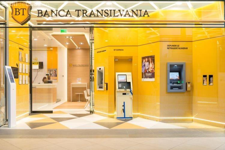 Banca Transilvania și-a modernizat sediul din Polus - FOTO