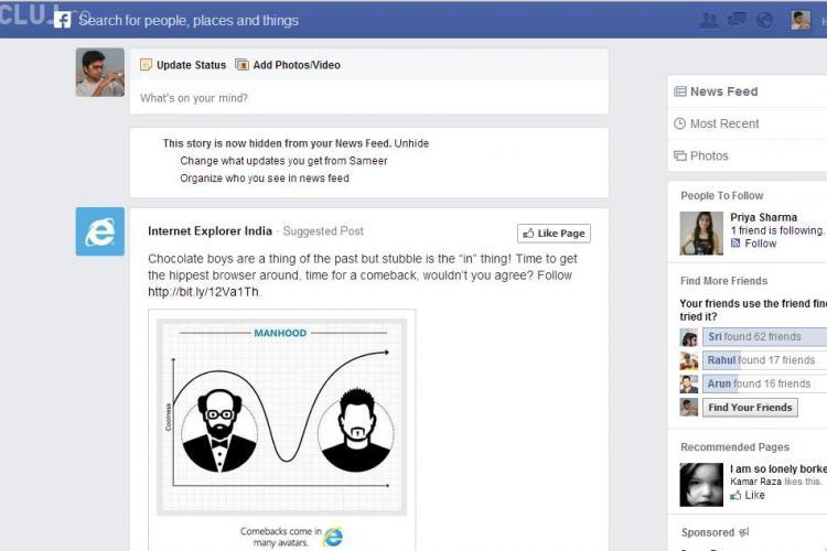 Facebook introduce noi schimbări. Ce o să îți apară în News Feed