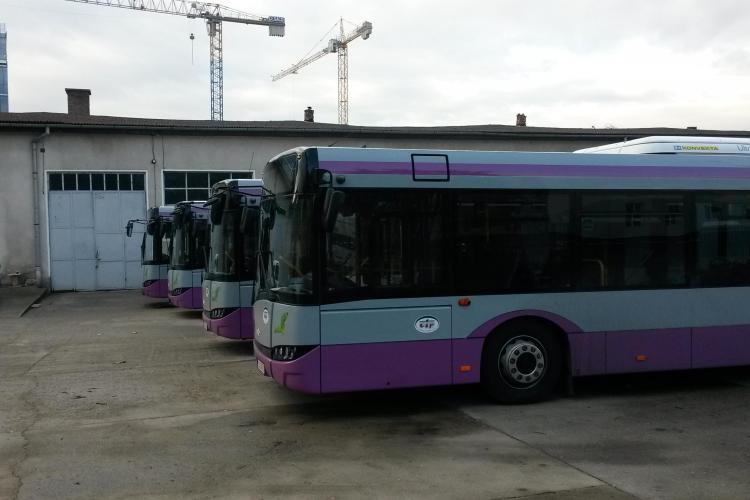 ANALIZĂ: Cât de poluat ar fi fost aerul în Cluj, dacă nu aveam autobuze electrice, tramvaie și troleibuze