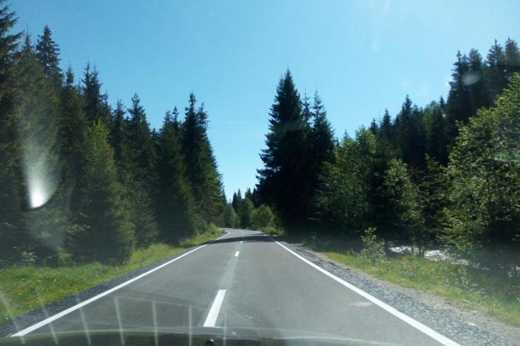 Drumul Răchițele - Ic Ponor a fost finalizat - FOTO