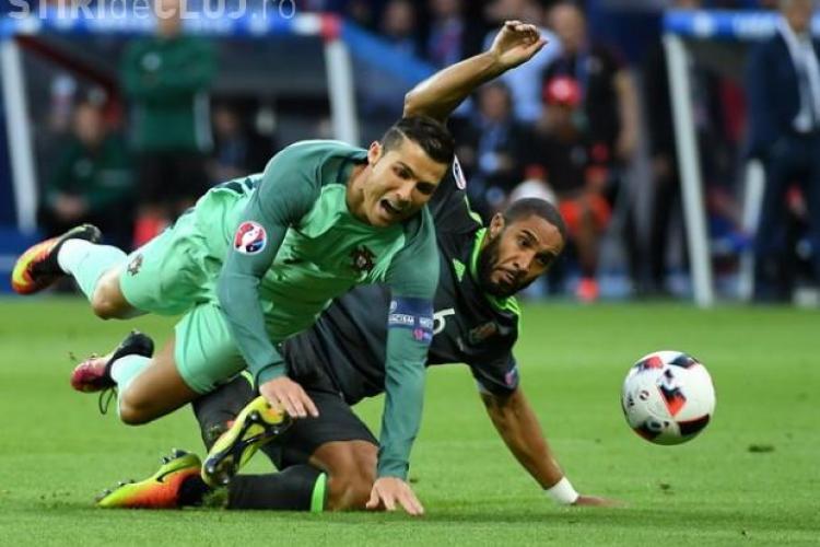 Portugalia e prima echipă calificată în finala EURO 2016. AU învins Țara Galilor cu 2-0 REZUMAT VIDEO