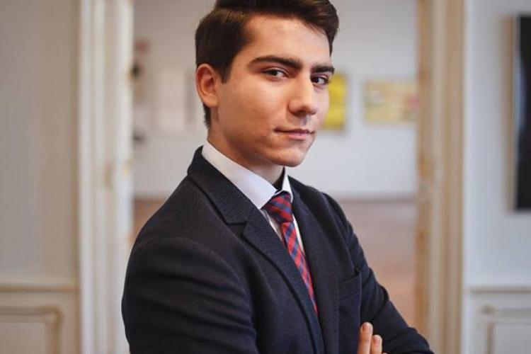 Mihnea Cuibus, fiul șefului ISJ Cluj, rezultat de EXCEPȚIE la BAC. Unde va studia