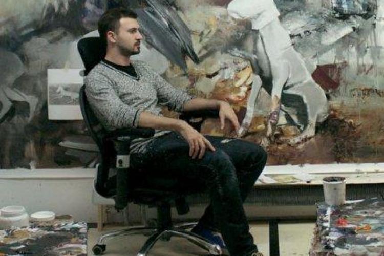 Adrian Ghenie: Nu am milioane. Am luat ţeapă. Am vândut tablourile pe nimic