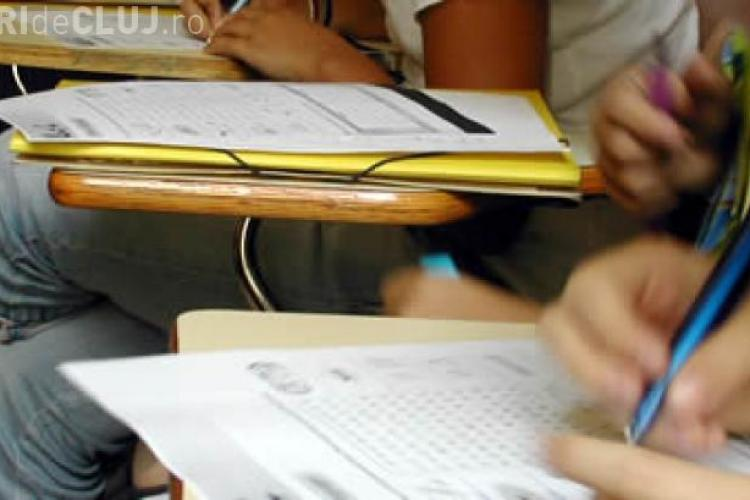 BAC 2016: Zeci de elevi clujeni, absenți la proba obligatorie din cadrul examenului de Bacalaureat