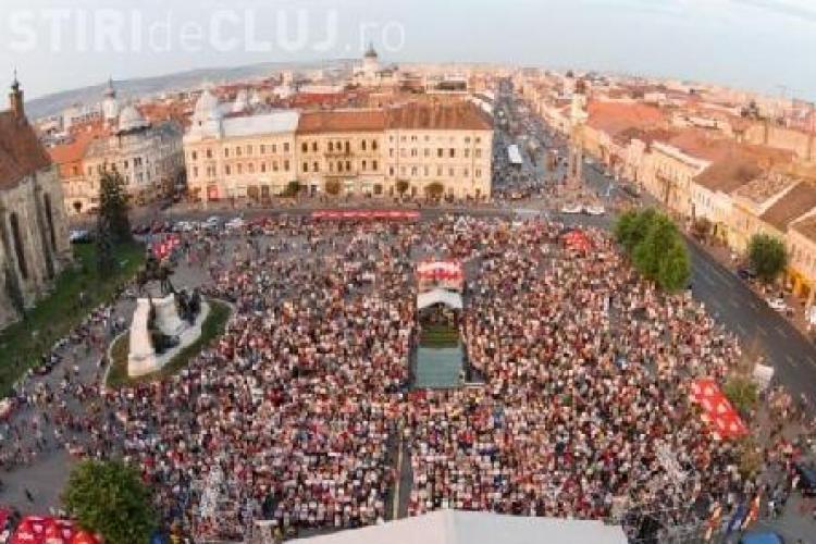 Zilele Culturale Maghiare aduc restricții de circulație la Cluj-Napoca