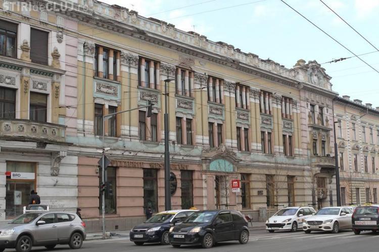 Primăria va investi milioane de euro pentru renovarea clădirilor istorice din Cluj. De unde se vor recupera banii