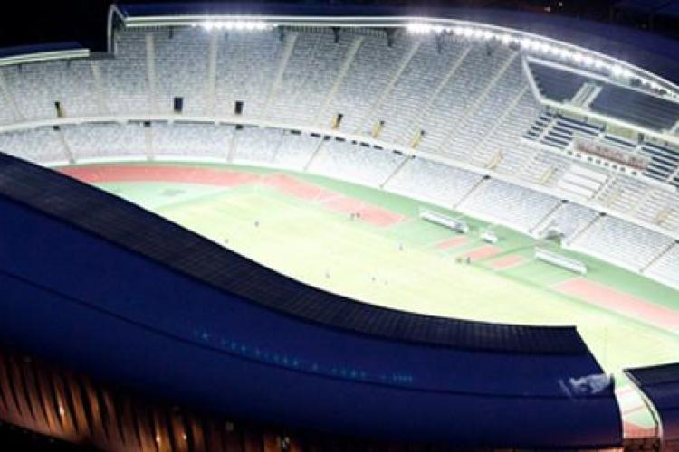 Cum arată ACUM gazonul de pe Cluj Arena - FOTO
