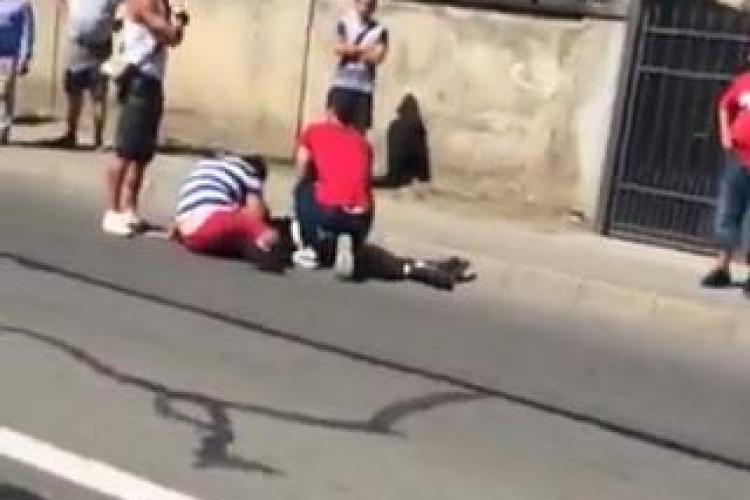 Accident GRAV pe strada Maramureșului - VIDEO