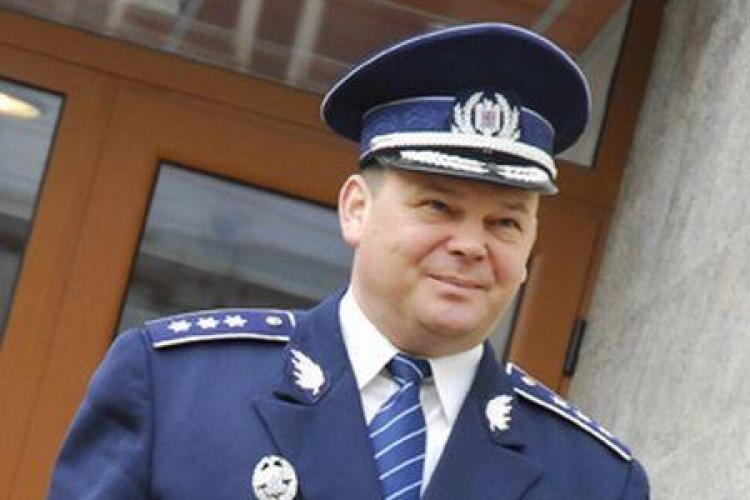 Marcel Bonțidean este noul șef al Poliției Locale Cluj-Napoca, după ce s-a pensionat de la șefia Poliției Cluj-Napoca