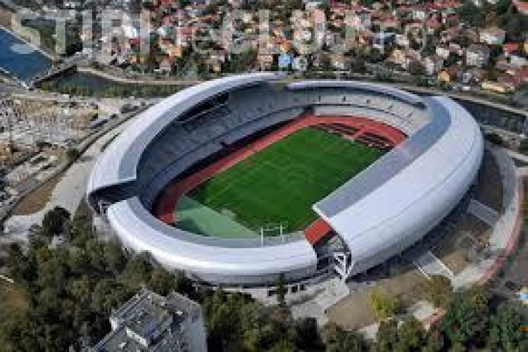Meciul România - Muntenegru NU se mai joacă pe Cluj Arena. S-a mutat pe alt stadion din Cluj