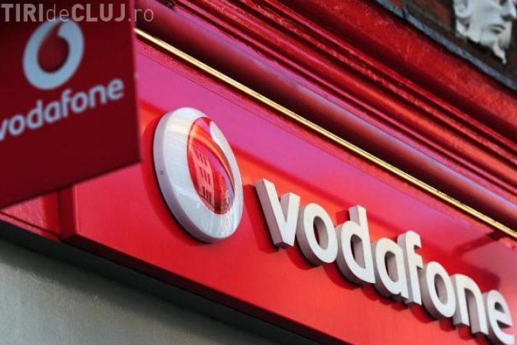 Vodafone îi terorizează pe clujeni - FOTO