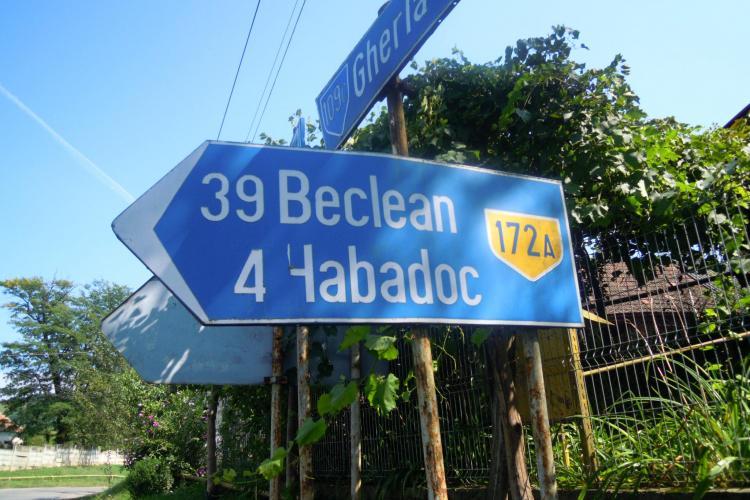 Drumul județean Ţaga – Habadoc va fi reparat - FOTO
