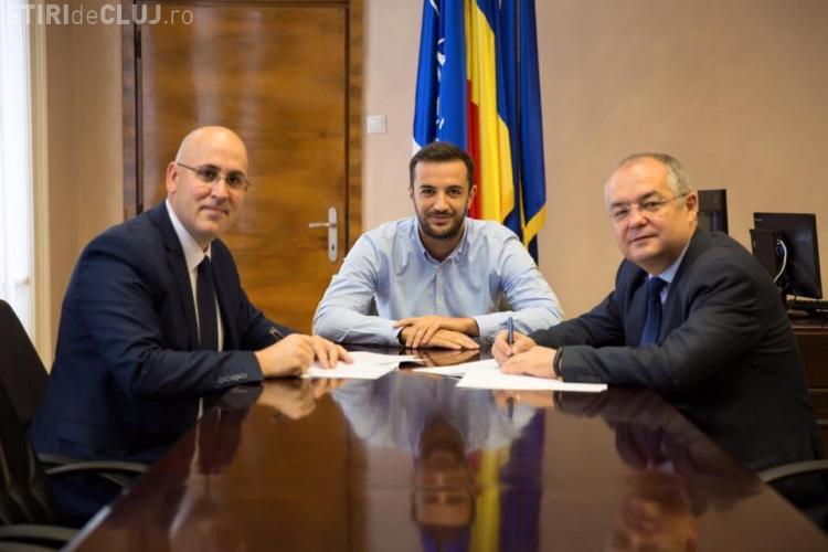 "E OFICIAL! ""U"" Cluj a ajuns pe mâna Asociației Club Sportiv de Fotbal ""Alb-Negru"" al Studentilor Clujeni"