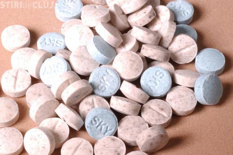 """Traficant de droguri clujean, arestat de polițiști. Vindea pastile de MDMA și """"prafuri"""""""