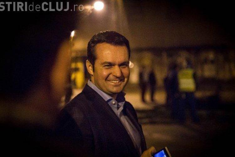 Primarul Cherecheș, din Baia Mare, eliberat de la Gherla