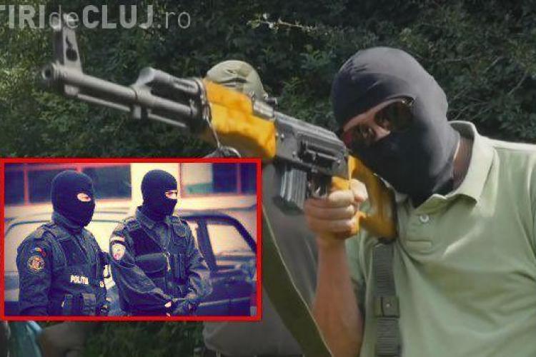 Jurnaliștii britanici i-ar fi plătit pe traficanții de arme români, pentru a avea o poveste incitantă