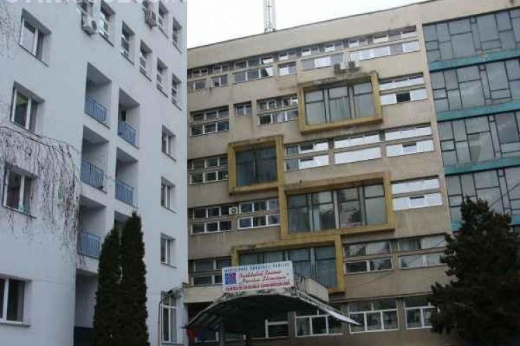 Sinucidere la Institutul Inimii din Cluj-Napoca. O pacientă s-a aruncat de la etaj