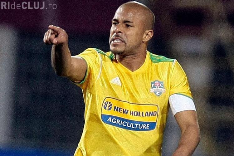 Știrea că Wesley Lopes, fostul atacant al echipei FC Vaslui, ar fi murit este FALSĂ