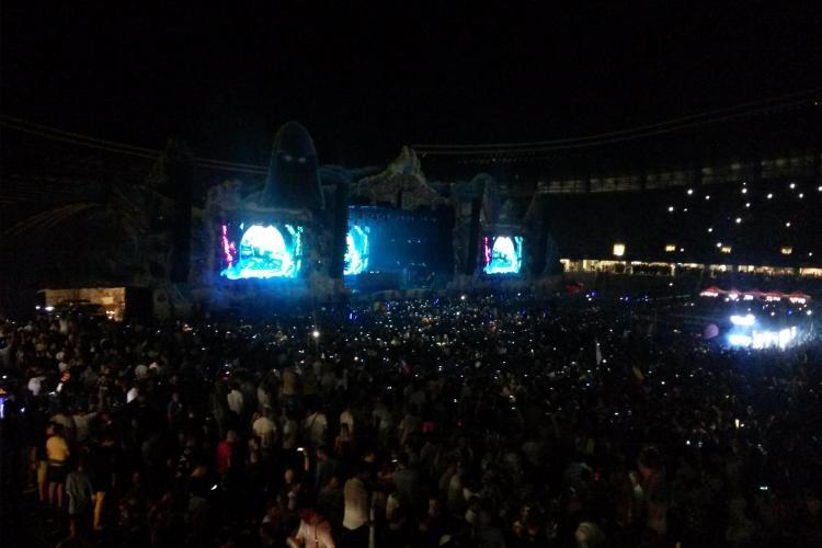 Regele Armin a făcut SHOW pe Cluj Arena. Câți spectatori au fost - VIDEO